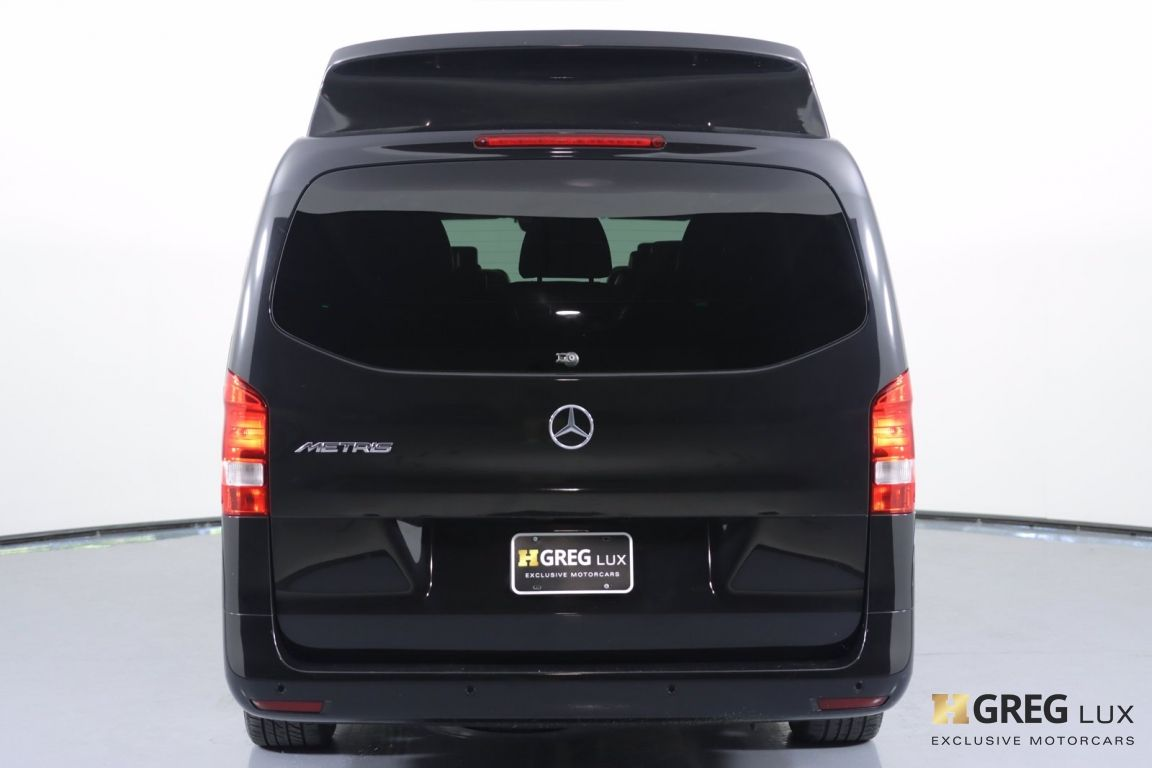 2016 Mercedes Benz Metris Passenger Van Passenger #16