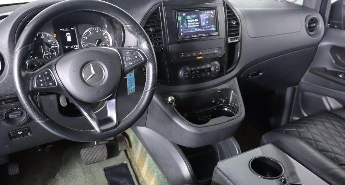 2016 Mercedes Benz Metris Passenger Van Passenger #1