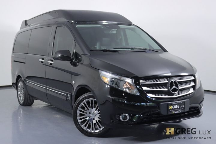 2016 Mercedes Benz Metris Passenger Van Passenger #0