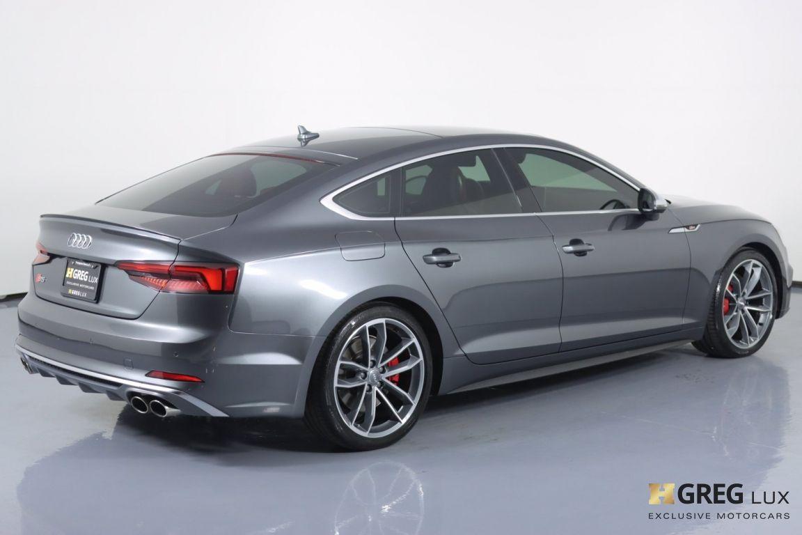 2018 Audi S5 Sportback Prestige #15