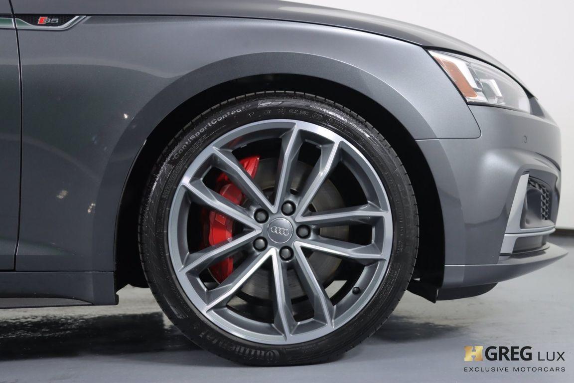 2018 Audi S5 Sportback Prestige #11