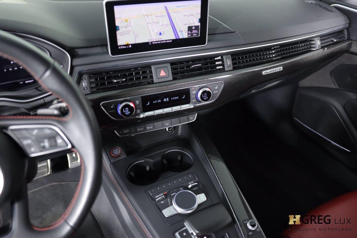 2018 Audi S5 Sportback Prestige #39