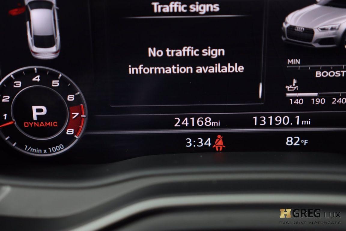 2018 Audi S5 Sportback Prestige #47