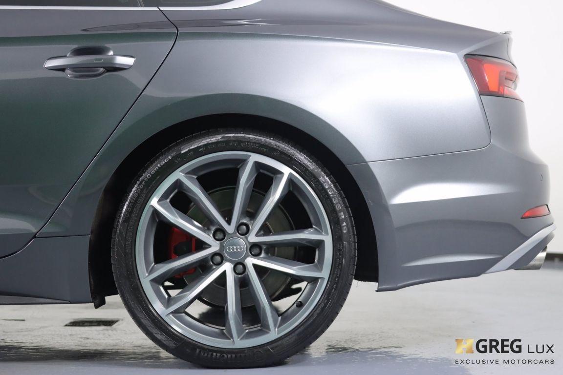2018 Audi S5 Sportback Prestige #25