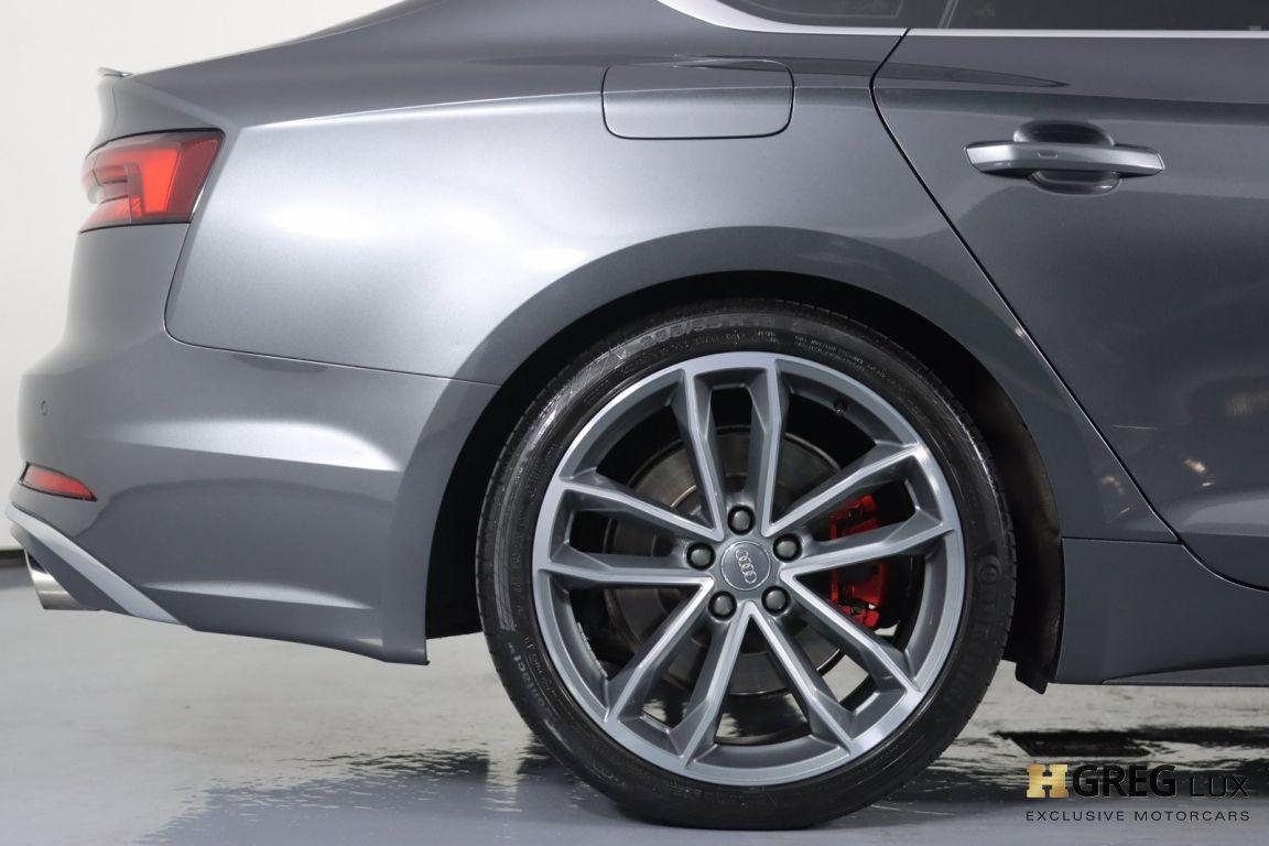 2018 Audi S5 Sportback Prestige #13