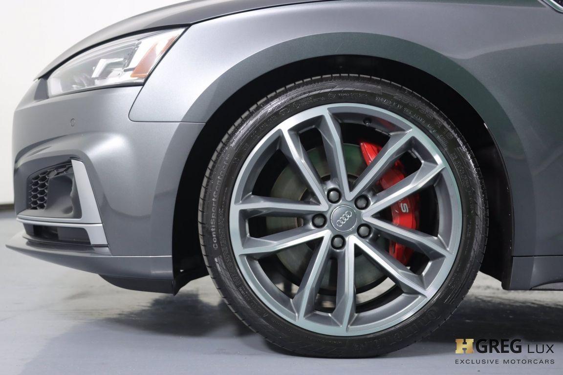 2018 Audi S5 Sportback Prestige #23