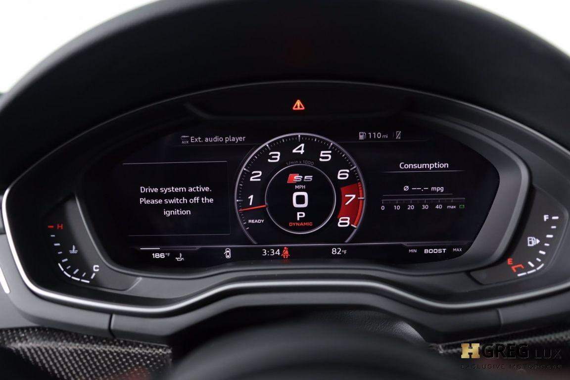 2018 Audi S5 Sportback Prestige #46