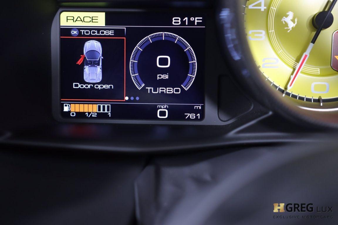 2018 Ferrari 488 Spider Base #45