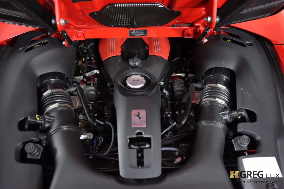 2018 Ferrari 488 Spider Base #50