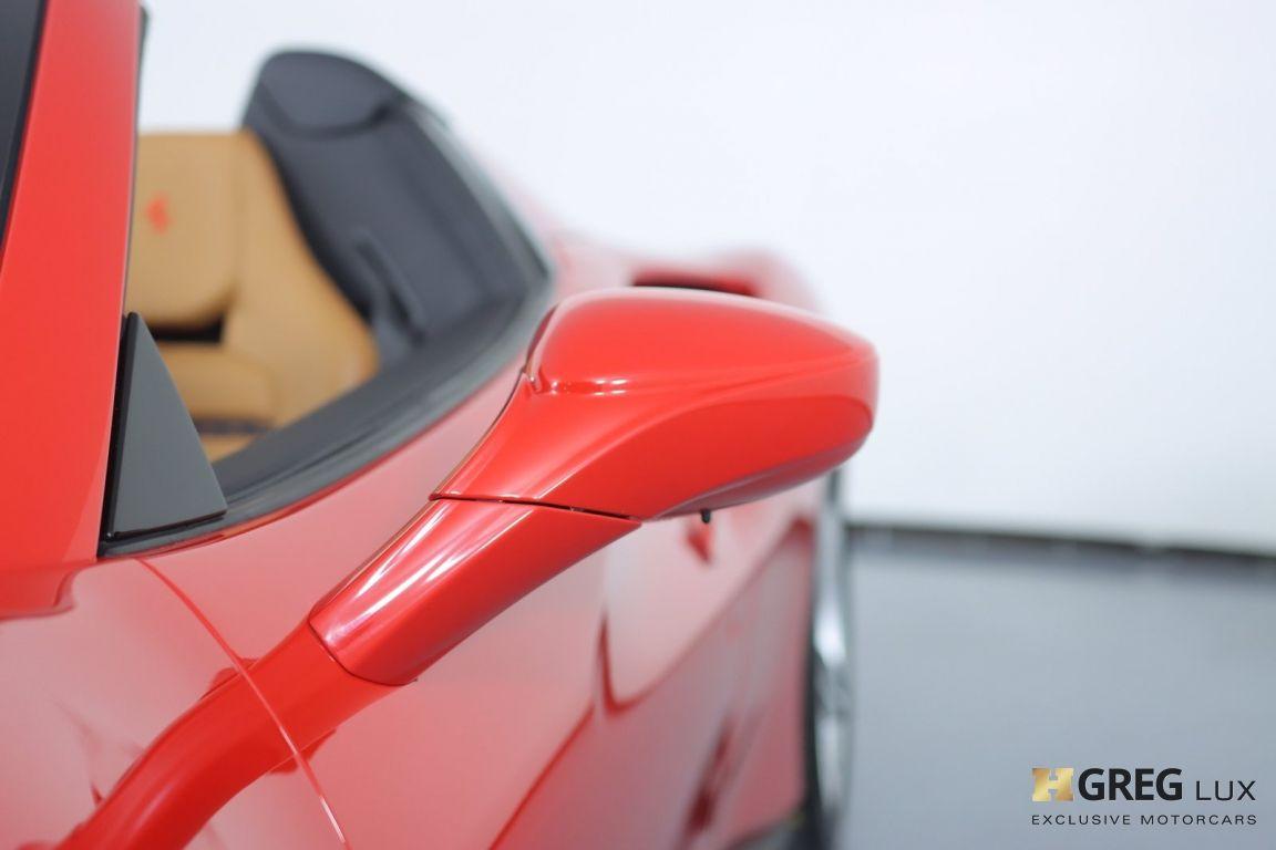 2018 Ferrari 488 Spider Base #9