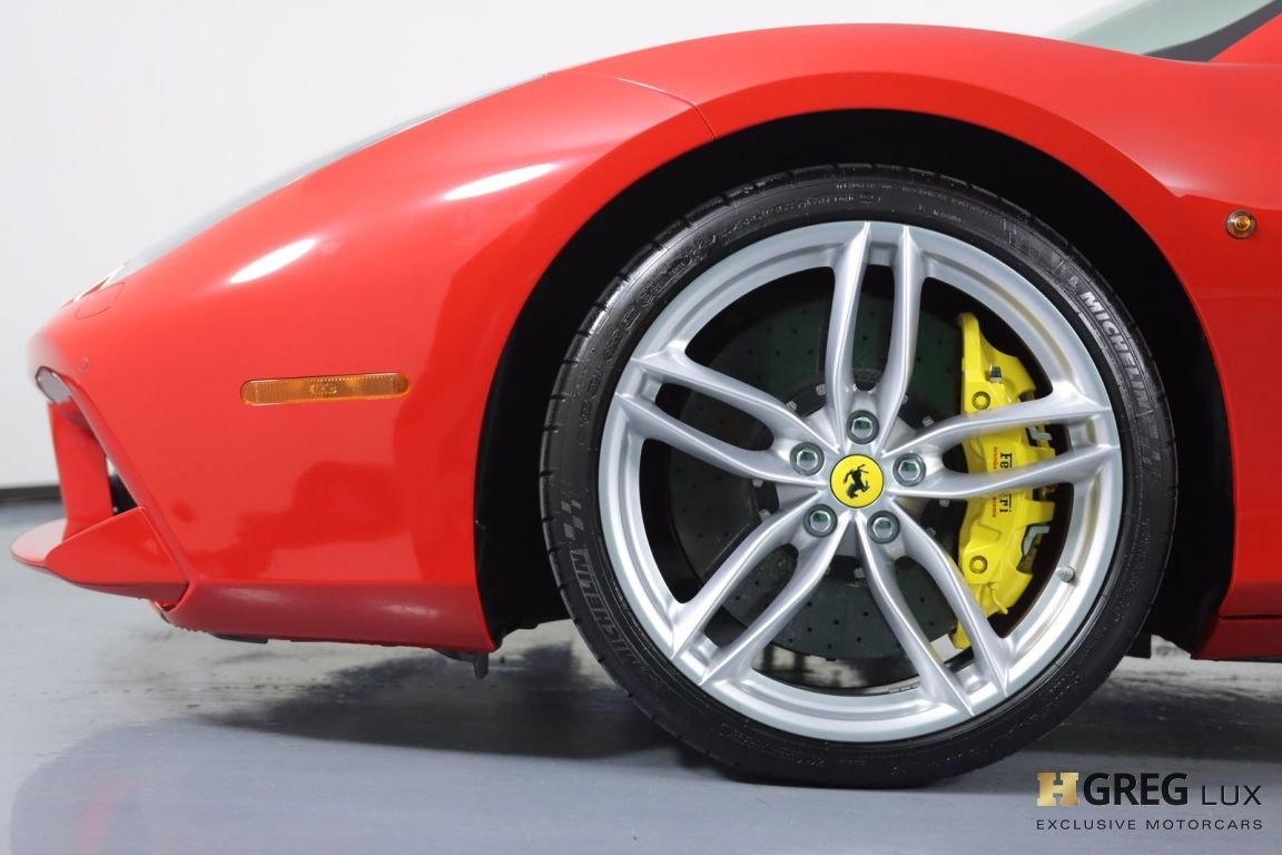 2018 Ferrari 488 Spider Base #24
