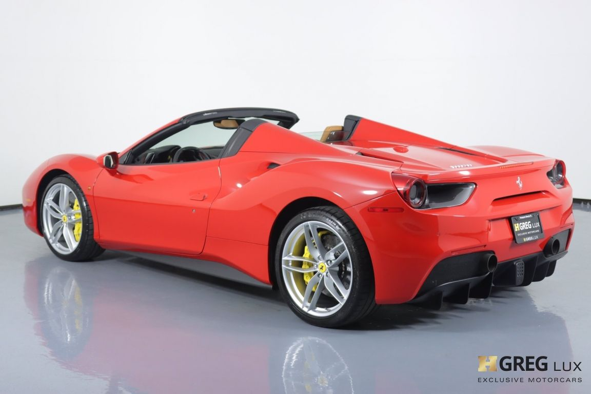 2018 Ferrari 488 Spider Base #22