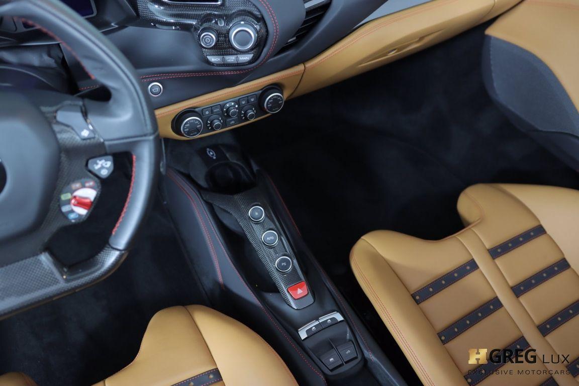 2018 Ferrari 488 Spider Base #36