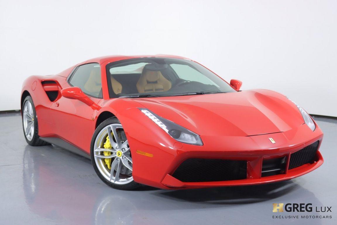 2018 Ferrari 488 Spider Base #3