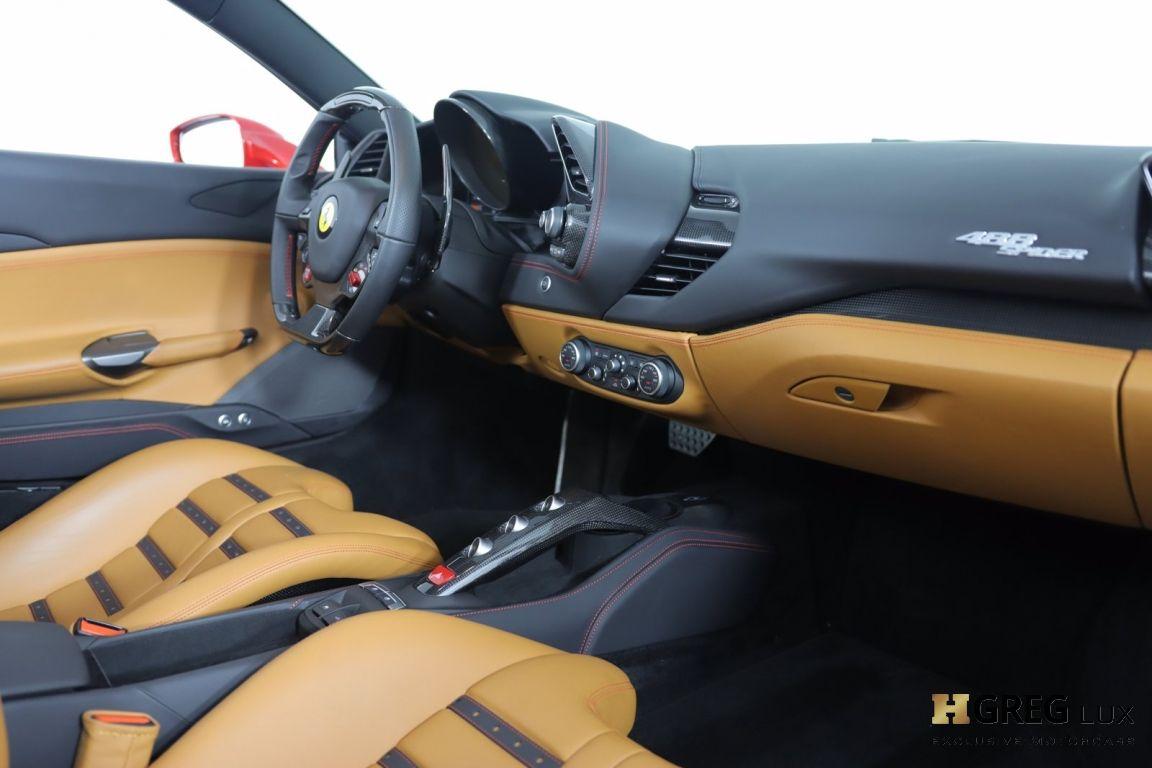 2018 Ferrari 488 Spider Base #30