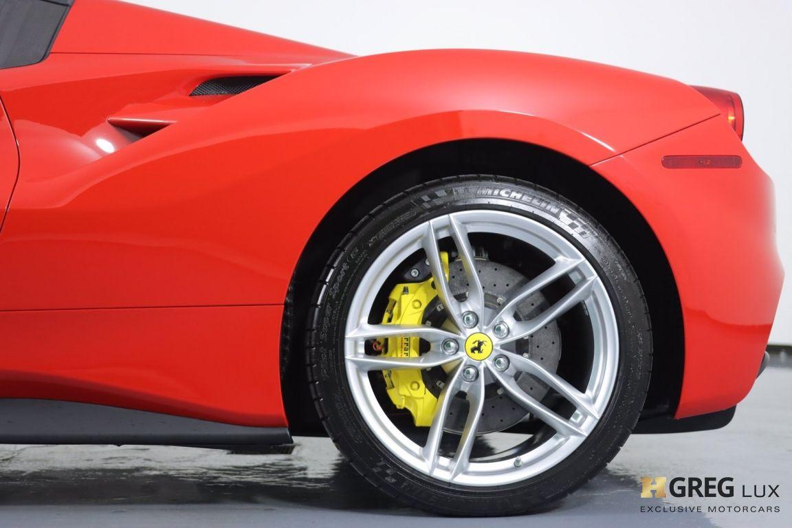 2018 Ferrari 488 Spider Base #26