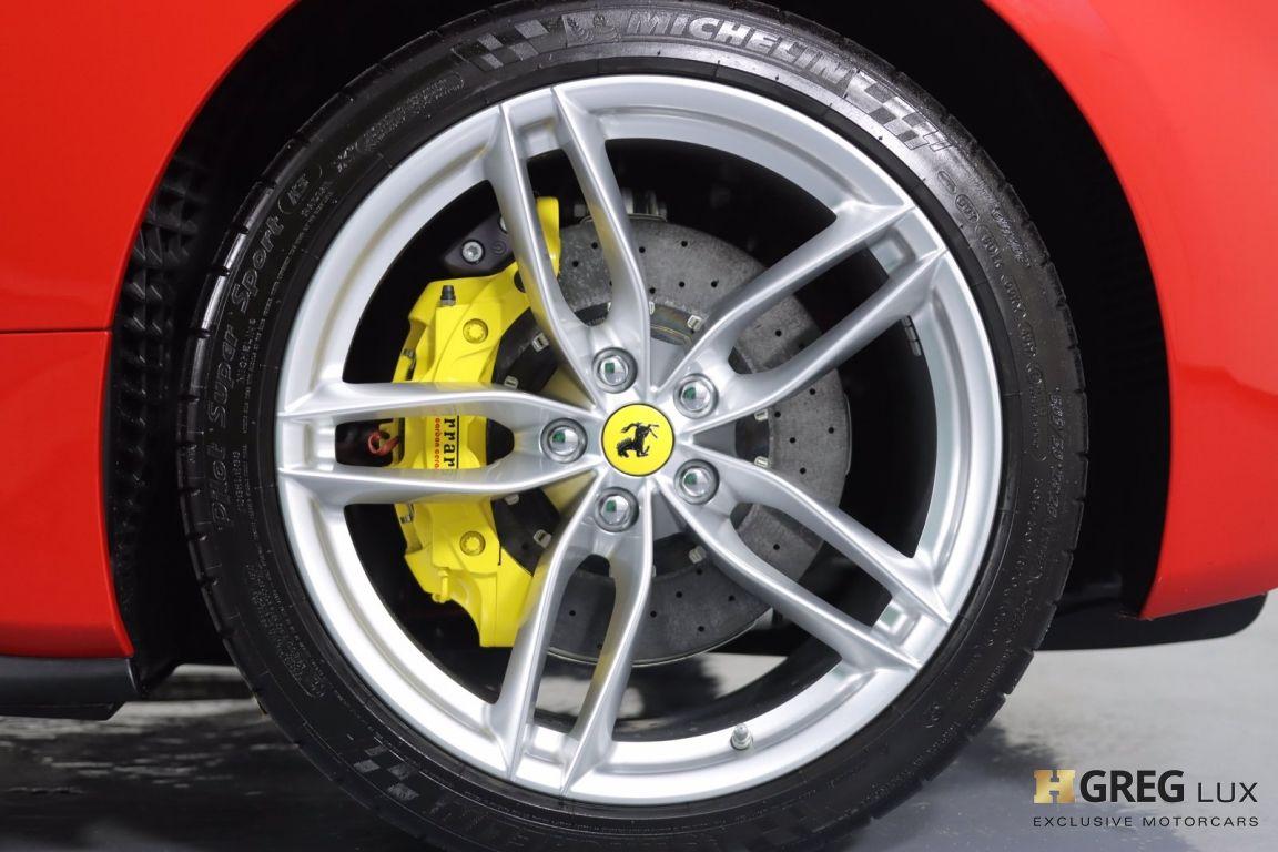 2018 Ferrari 488 Spider Base #27