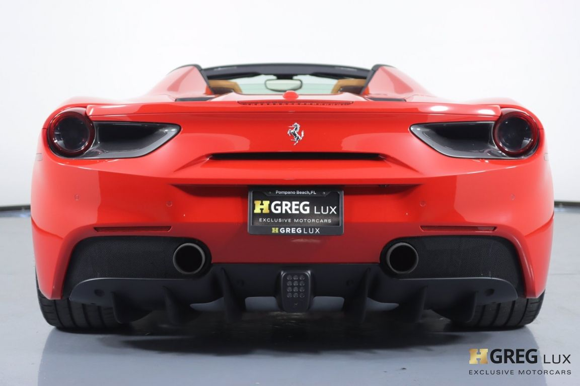 2018 Ferrari 488 Spider Base #18