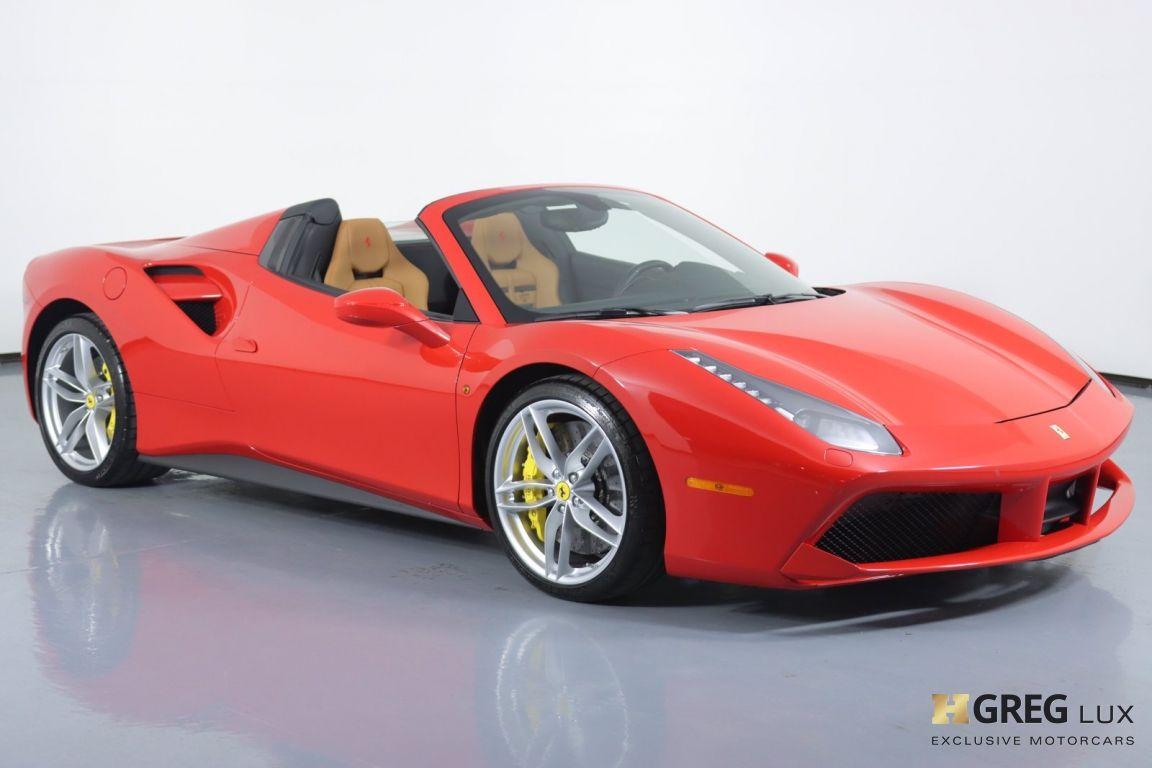 2018 Ferrari 488 Spider Base #10
