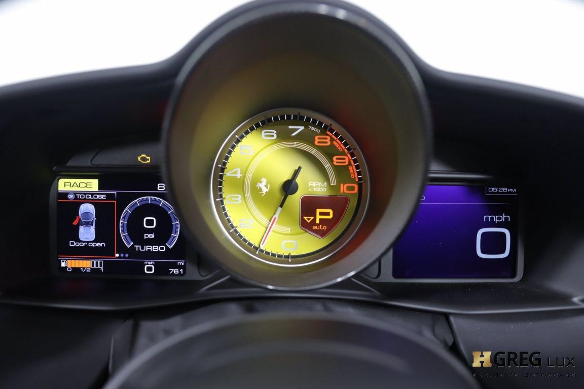 2018 Ferrari 488 Spider Base #44