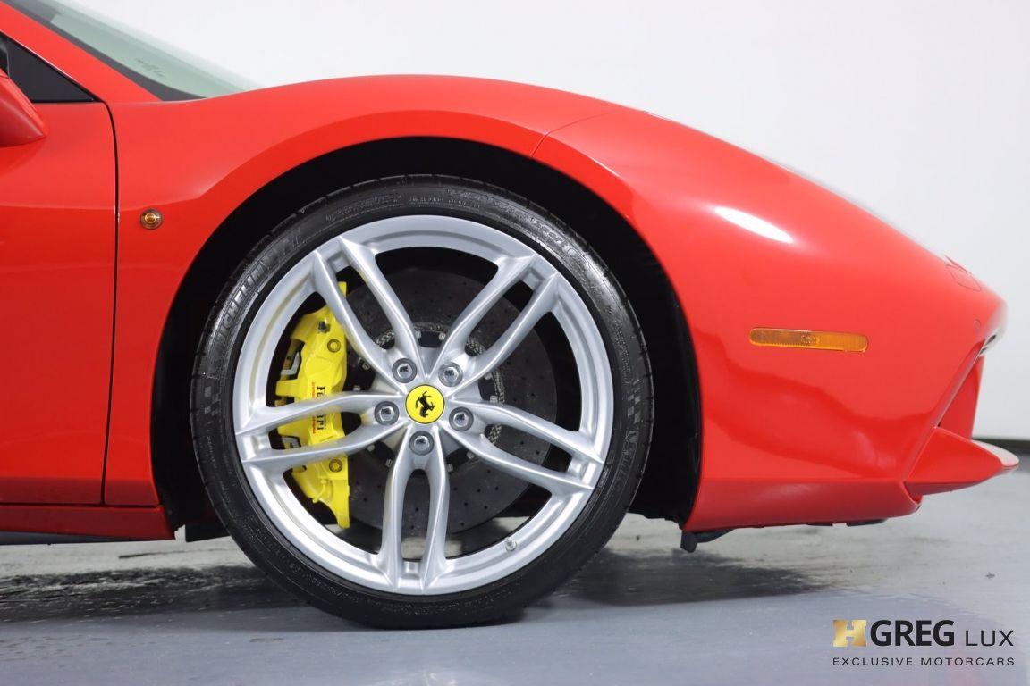 2018 Ferrari 488 Spider Base #12