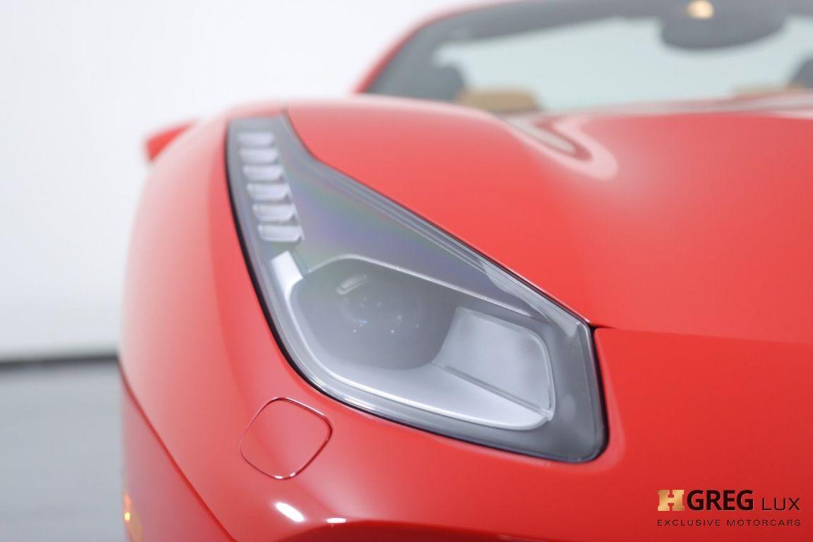 2018 Ferrari 488 Spider Base #6