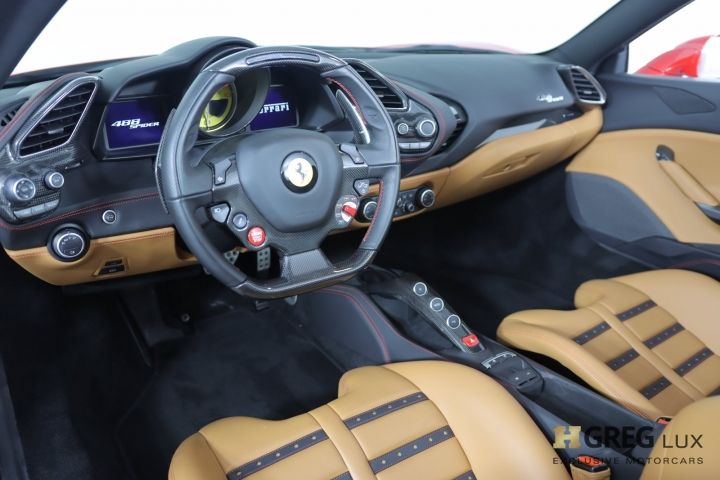 2018 Ferrari 488 Spider Base #1