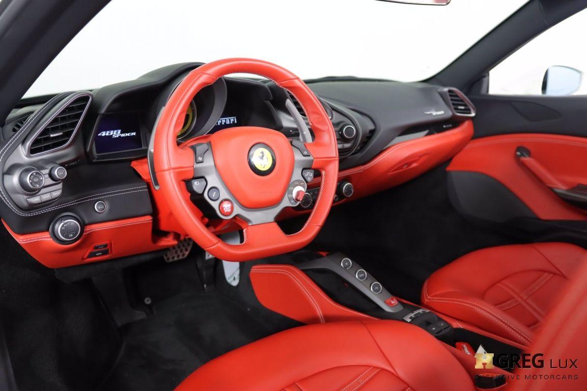2019 Ferrari 488 Spider  #1