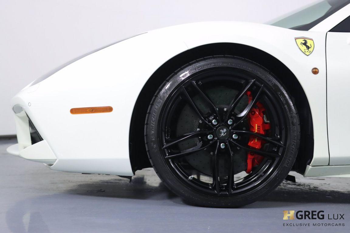 2019 Ferrari 488 Spider  #24