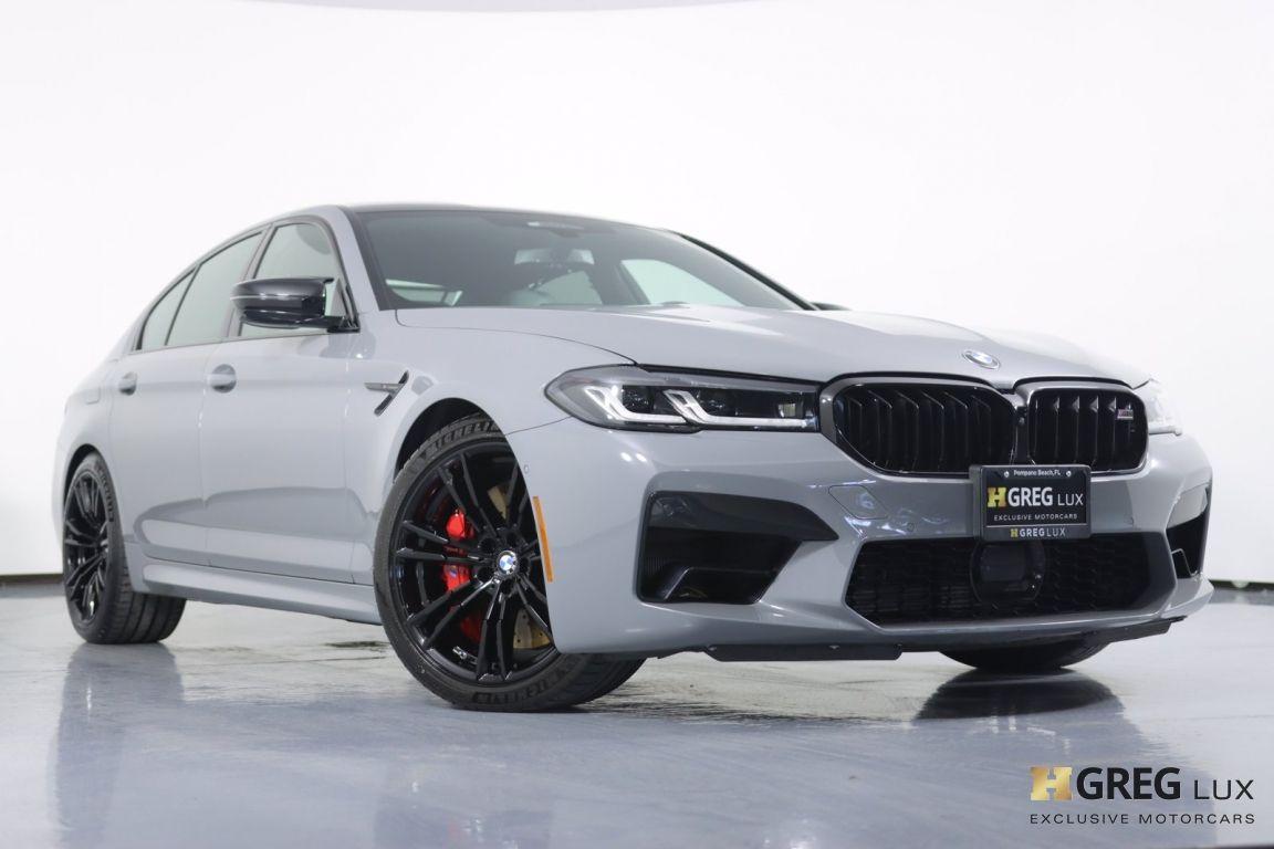 2021 BMW M5 Base #3