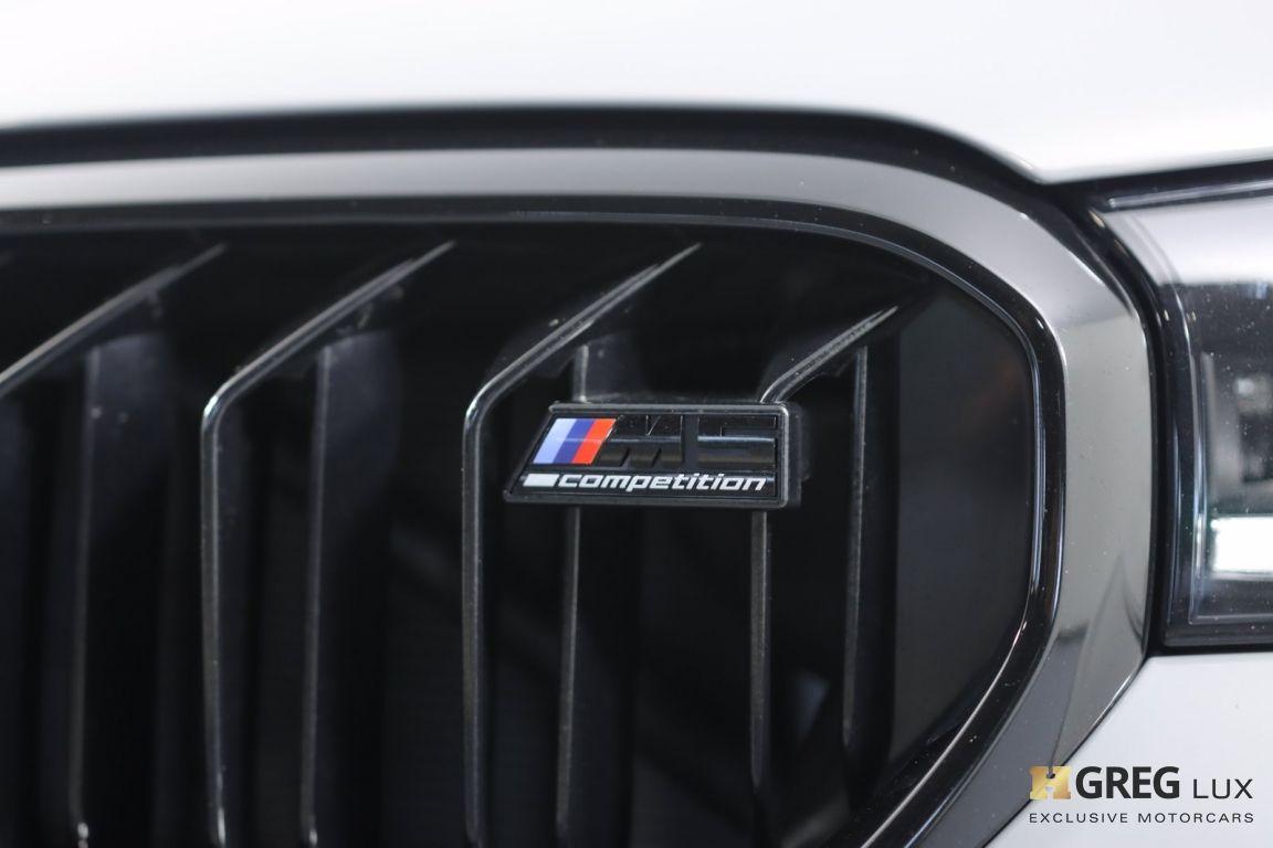 2021 BMW M5 Base #7