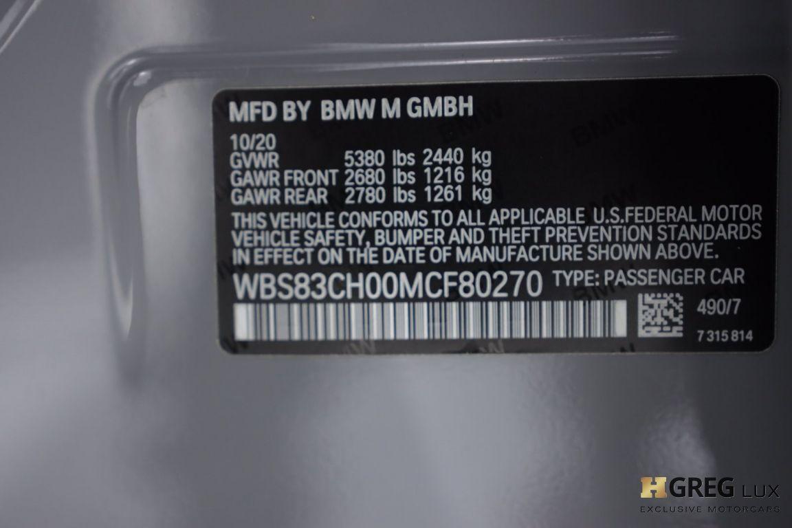 2021 BMW M5 Base #55