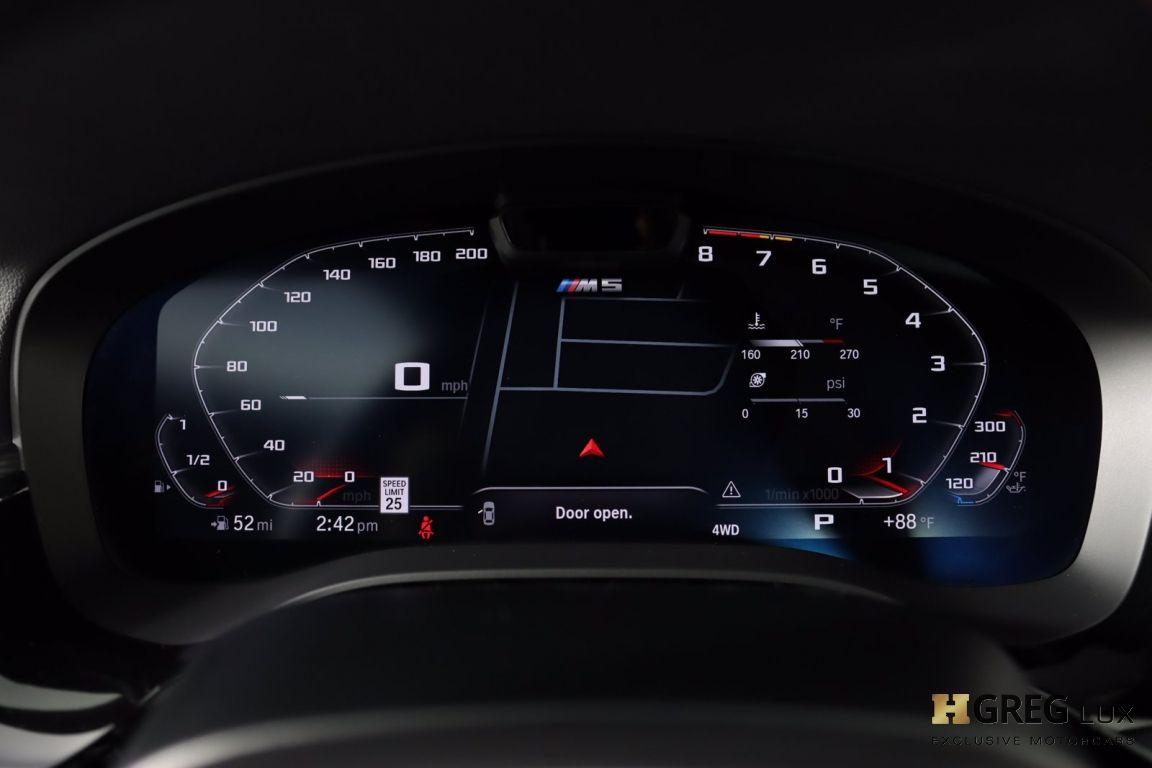 2021 BMW M5 Base #47