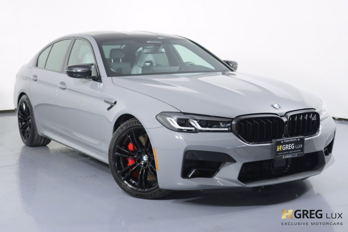 2021 BMW M5 Base #0