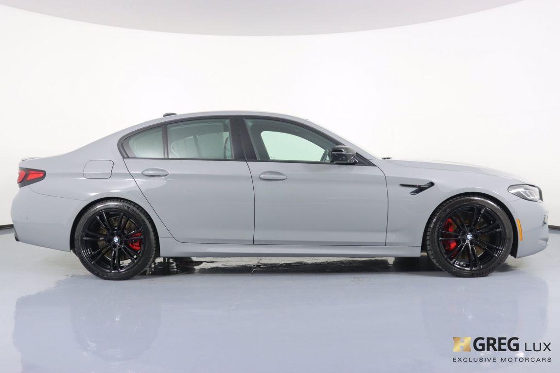 2021 BMW M5 Base #11