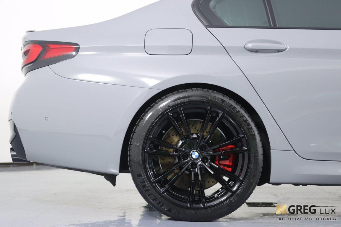 2021 BMW M5 Base #14