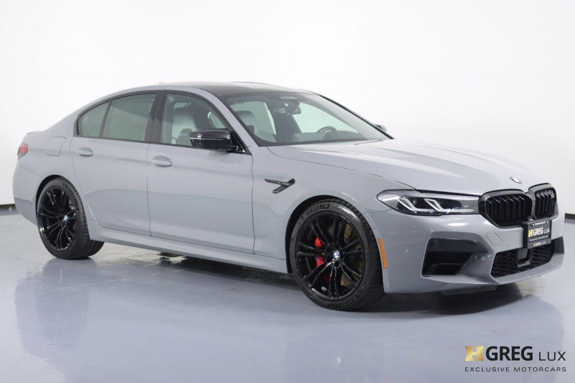 2021 BMW M5 Base #10