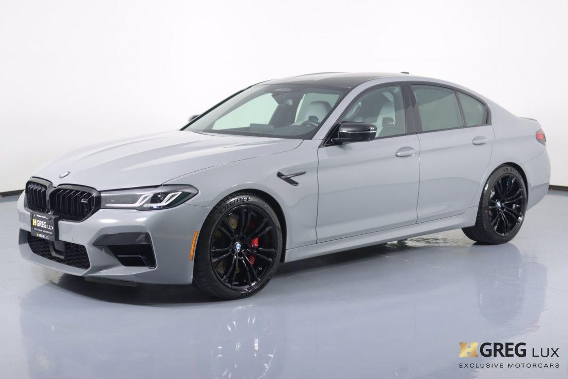 2021 BMW M5 Base #27