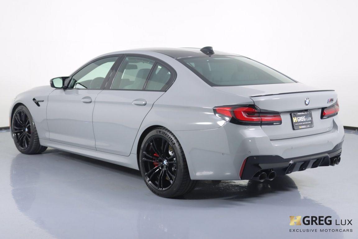 2021 BMW M5 Base #21