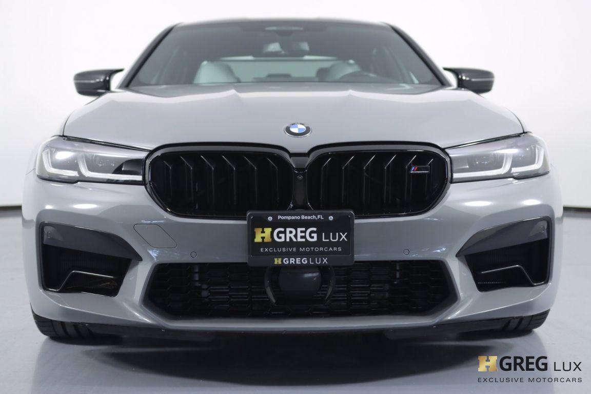 2021 BMW M5 Base #4