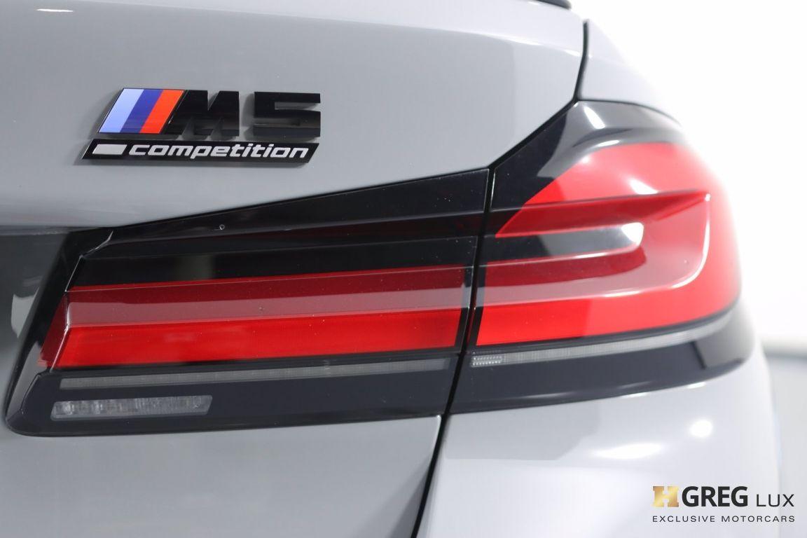 2021 BMW M5 Base #19