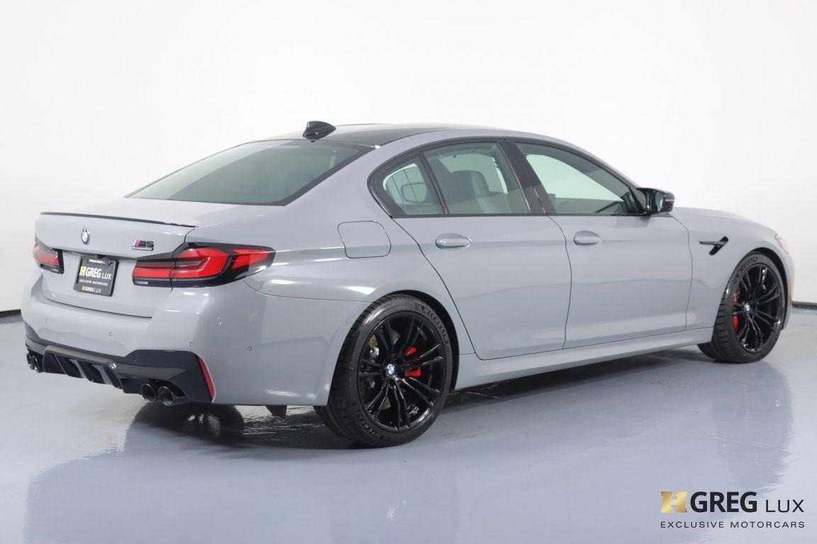 2021 BMW M5 Base #16