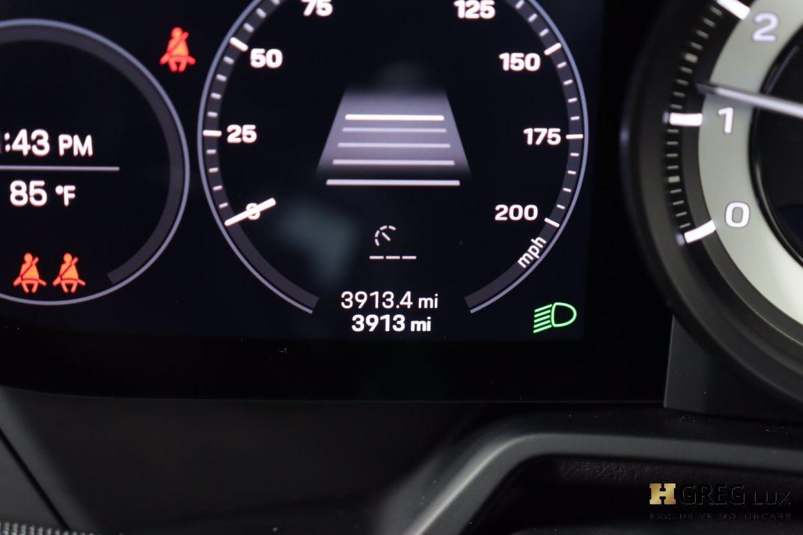 2020 Porsche 911 Carrera S #50