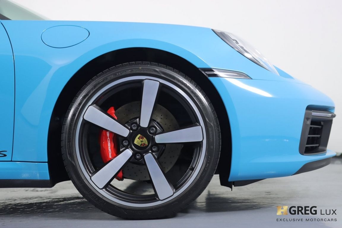2020 Porsche 911 Carrera S #14