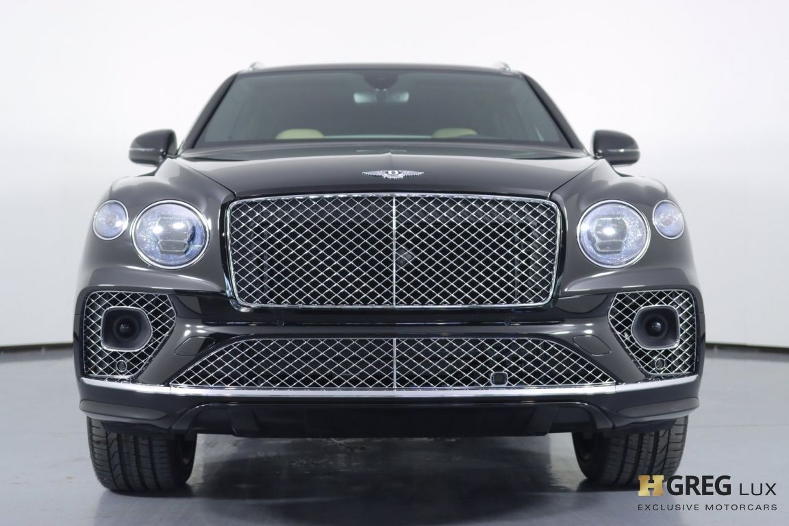 2021 Bentley Bentayga V8 #3