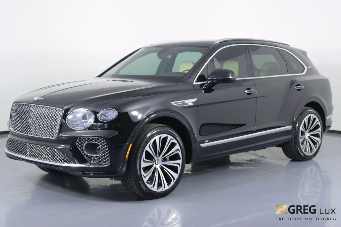 2021 Bentley Bentayga V8 #25