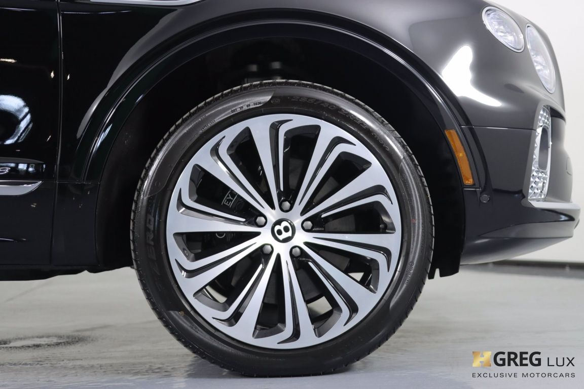 2021 Bentley Bentayga V8 #11