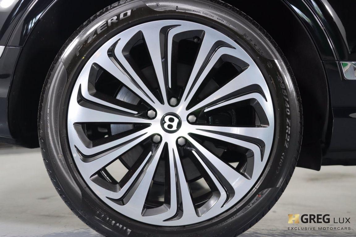 2021 Bentley Bentayga V8 #14