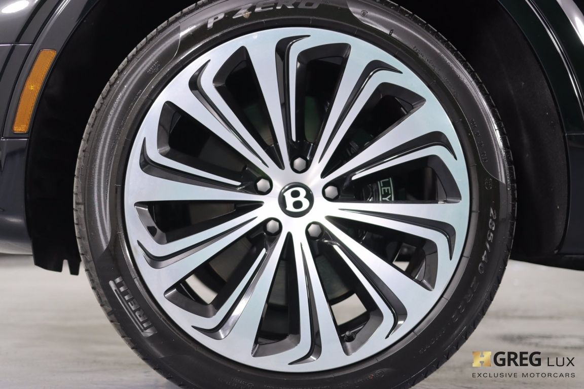 2021 Bentley Bentayga V8 #22