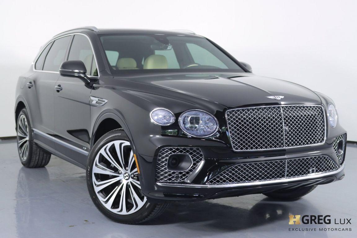 2021 Bentley Bentayga V8 #0